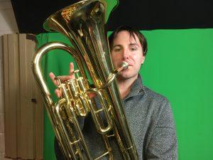 Daniel Romberger BTS euphonium The Game Brass