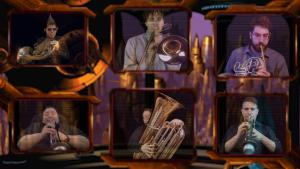 Protoss3 brass quintet screenshot