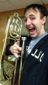 Daniel Romberger Alto Trombone The Game Brass