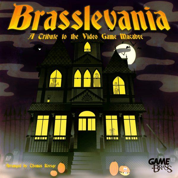 Brasslevania Album Art