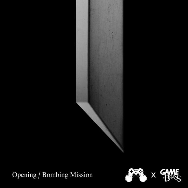 Bombing Mission Album Art